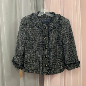East Fifth Tweed Jacket Size Small